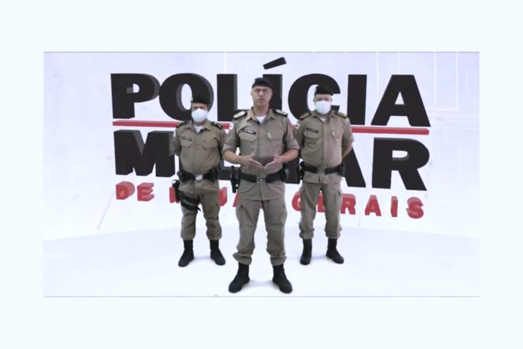 PMMG 245 Anos – Uma Polícia Solidária!