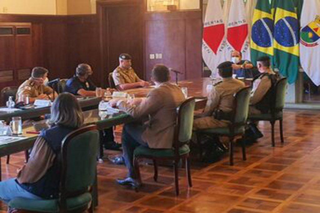 PMMG e PBH firmam acordo para compartilhamento de dados de viodeomonitoramento