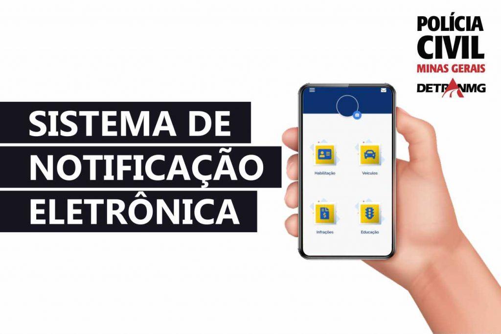 SISTEMA DE NOTIFICAÇÃO ELETRÔNICA