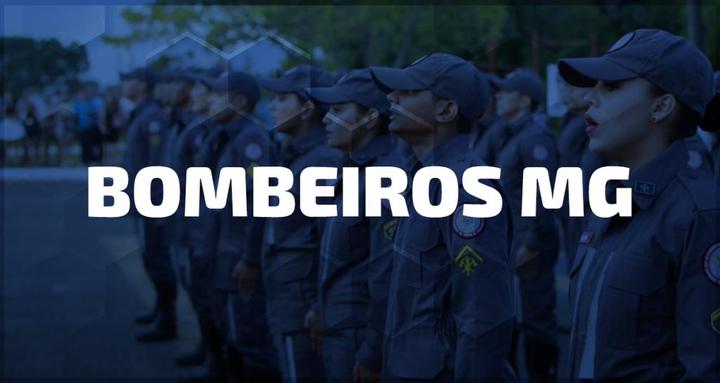 Governo do estado autoriza concurso do Corpo de Bombeiros Militar de Minas Gerais
