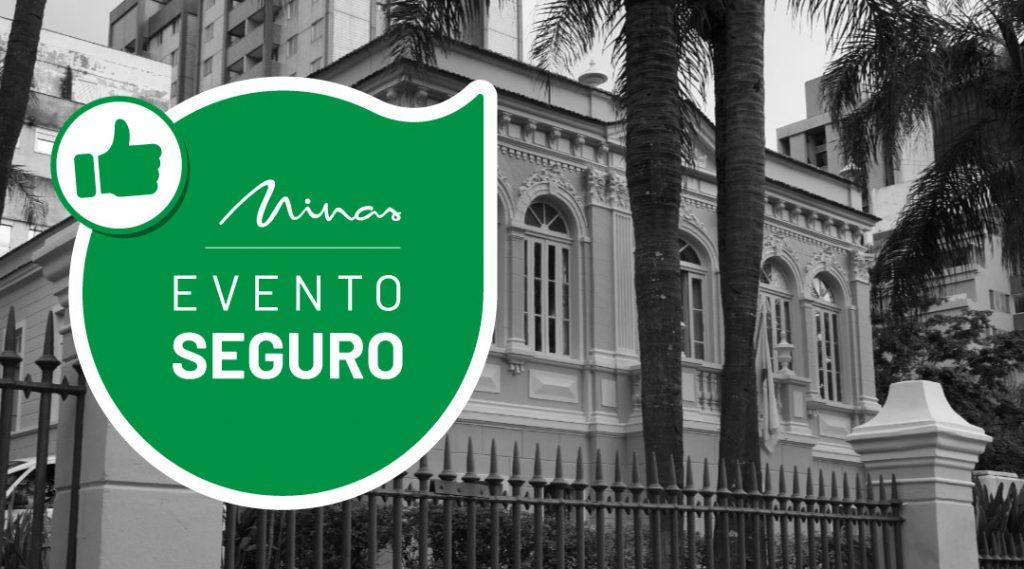 Espaços culturais e eventos em Minas Gerais já podem solicitar o Selo Evento Seguro