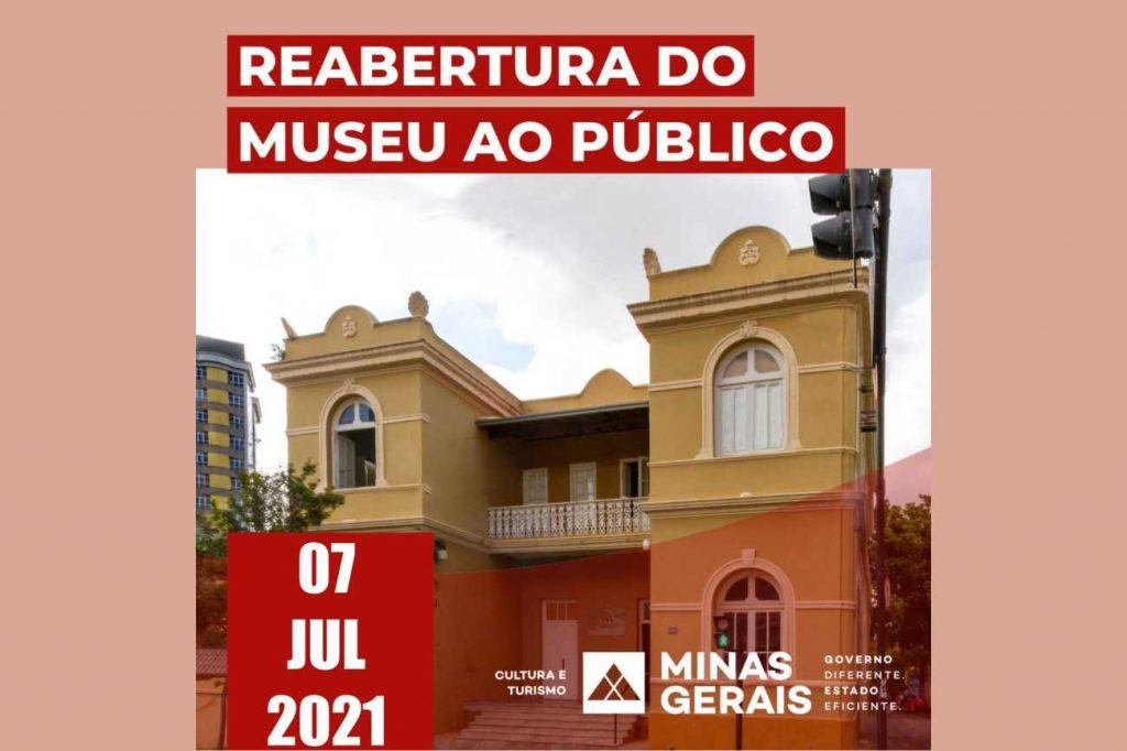Museu dos Militares Mineiros reaberto à visitação